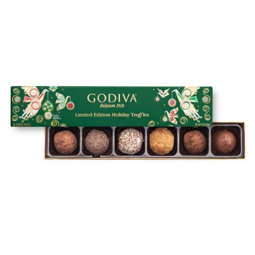 Godiva Truffes Christmas Collection