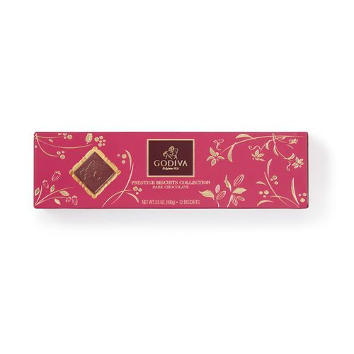 Lady Noir Dark chocolate Prestige Biscuit