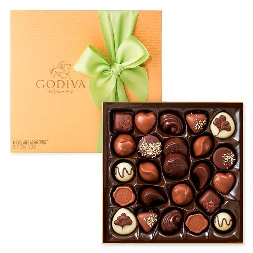 GODIVA EASTER GOLD BOX 24 PCS